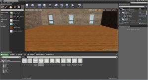 Unreal Engine Sample